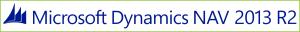 Microsoft Dynamics NAV 2013R2